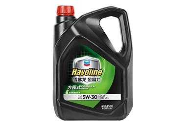 金富力®方程式机油